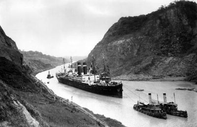 Photo of the First Panama Canal Cruise Vacation