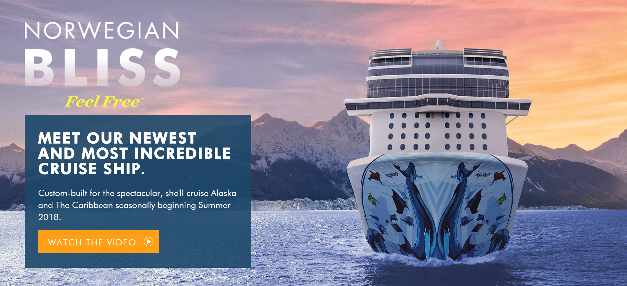 Meet NCL Newest and most incredible ship - Norwegian BLISS